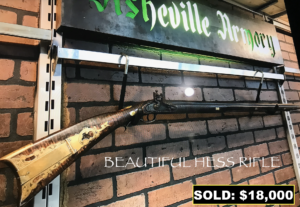 Sold Vintage Firearm Rifle